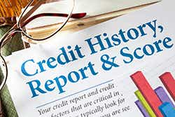 when should you check credit rating