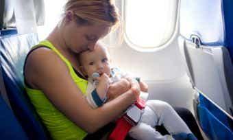 Jetstar Charging For Infants On Laps