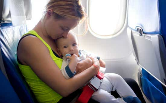 Jetstar Charging For Infants On Laps