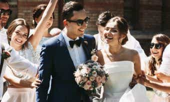 How much does an average wedding cost in Australia?