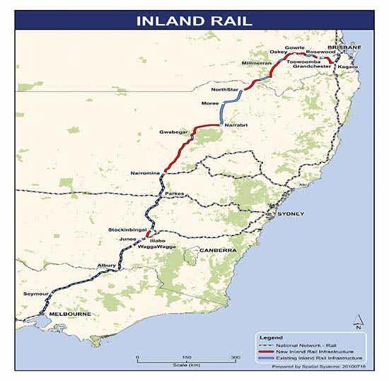 inland rail