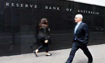 reserve bank of australia held cash rate