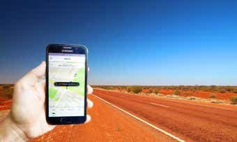 Uber Now Legal In Northern Territory