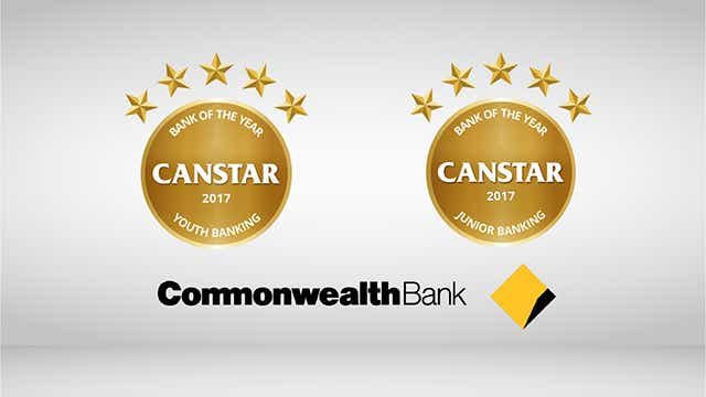CommBank Awards Junior and Youth Banking