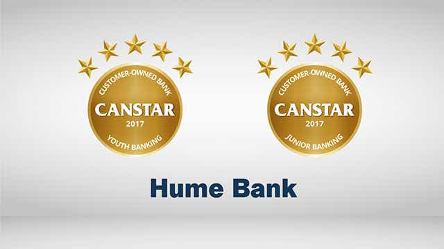 Hume Bank Awards