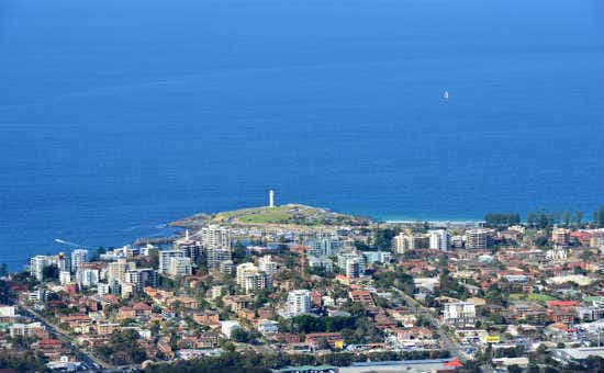 Wollongong house prices rise