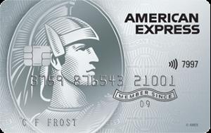 Amex Platinum Edge Card