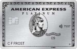 Amex Platinum card