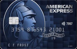 Amex cashback credit card