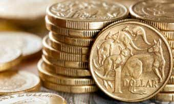 Aussie Dollar Surges To 4 Month High