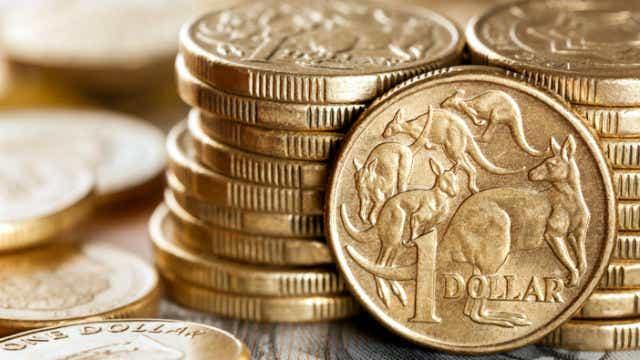 aussie dollar surge