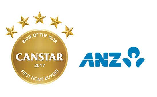 First Home Buyers Bank of the year Winner