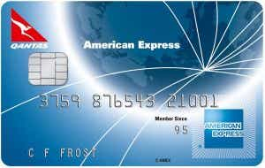 Qantas American Express Discovery Card