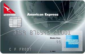 Qantas American Express Ultimate Card