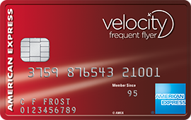 American Express Velocity Escape Card