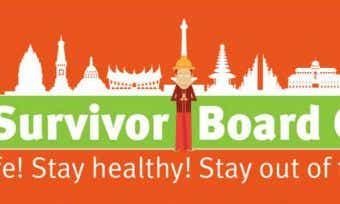 Fast Cover Insurance Introduces Bali Survivor Board Game
