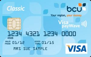 bcu Classic Credit Card