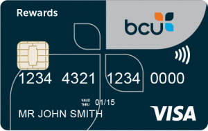 bcu Rewards Credit Card