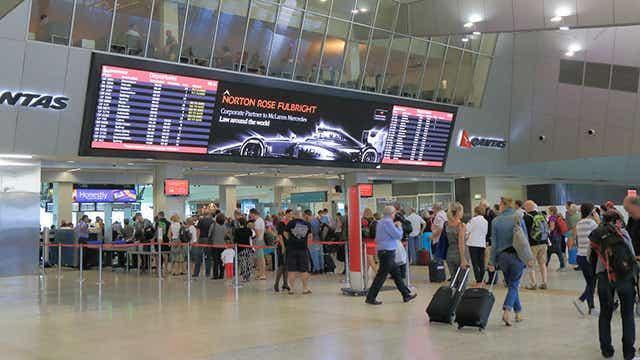 Kết quả hình ảnh cho airport in australia