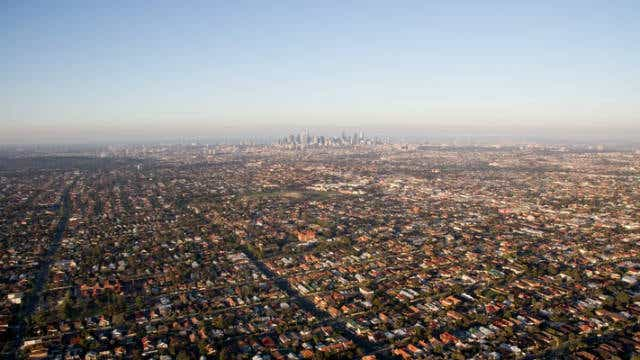 population growth melbourne