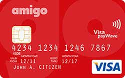 Amigo low rate card