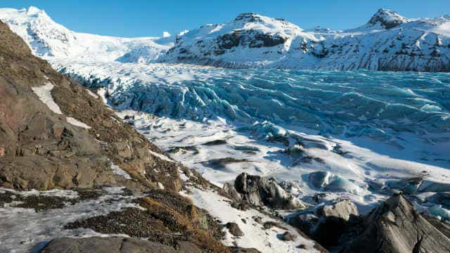 Glaciers Iceland game of thrones