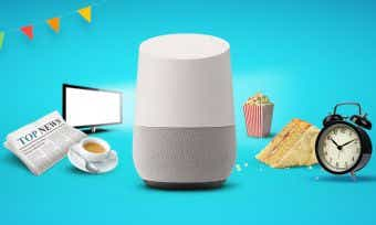 Google Home Commands