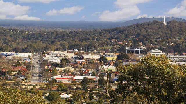 Regional areas hit million dollar house prices
