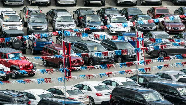 Car dealers screwed by manufacturers at consumers' expense
