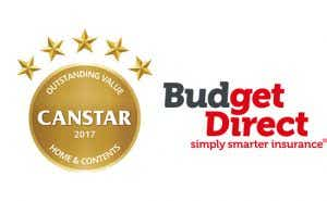 Home Insurance Budget Direct Award Winner