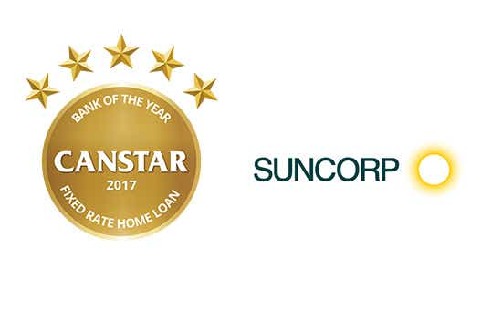 Suncorp Fixed Rate Home Loan Award Winners in 2017