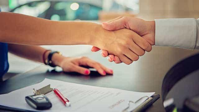 car loan deal
