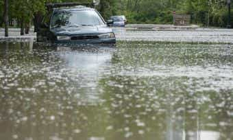 Car insurance policies for hail and storm damage
