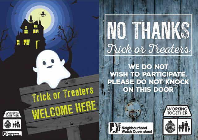Halloween Posters Australia