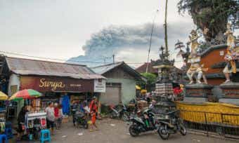 Bali volcano: how the ash cloud could affect your travel insurance