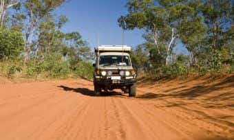 Car Insurance for 4WD
