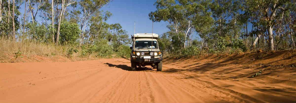 Car Insurance for 4WD   Canstar