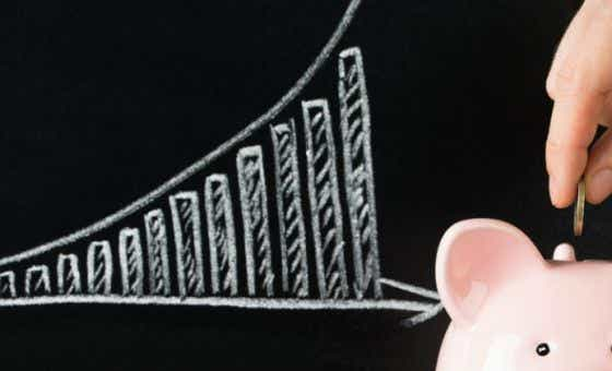 compound interest saving