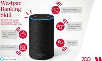 Westpac & NAB launch voice banking technology with Amazon Alexa
