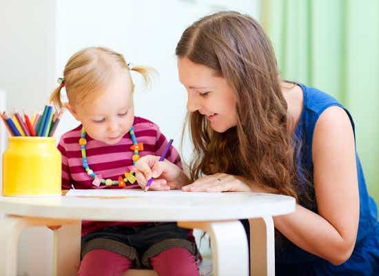 Childcare Benefit Through Income Protection