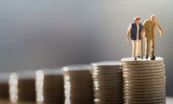 What is the Age Pension assets test?