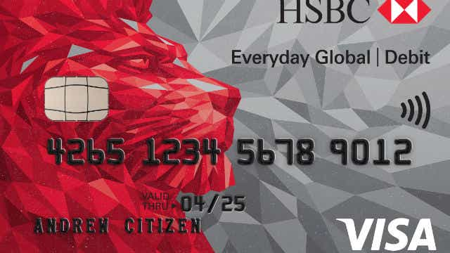 Everyday Global Account HSBC