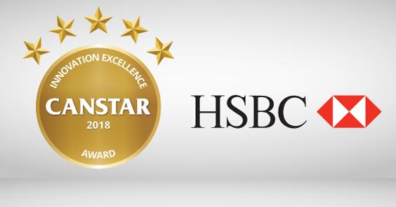 Innovation Excellence Awards 2018: HSBC Australia Everyday Global Account