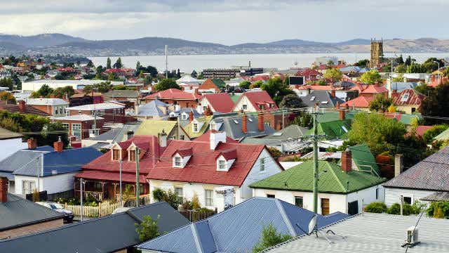 Homes in Hobart