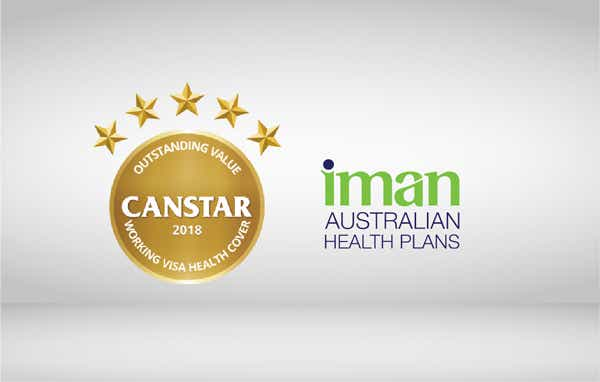 IMAN Working visa health cover winner