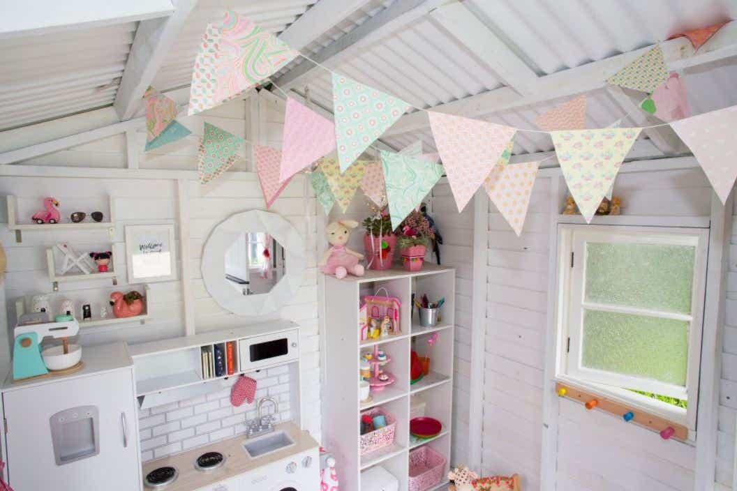 cubby house room
