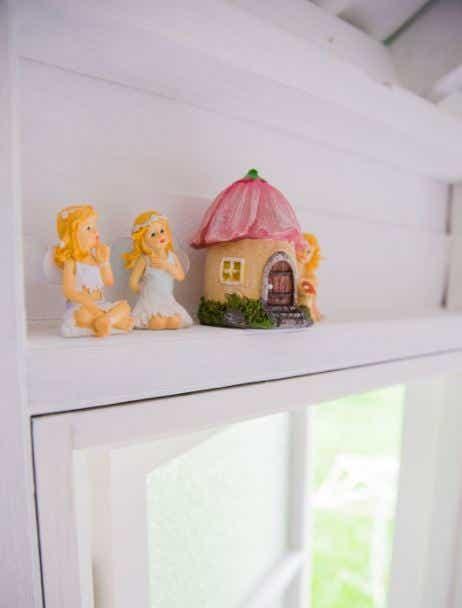 fairies in cubby house