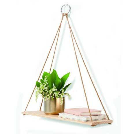 hanging shelf kmart