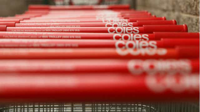 Coles credit card changes