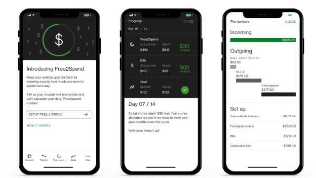 UBank saving app